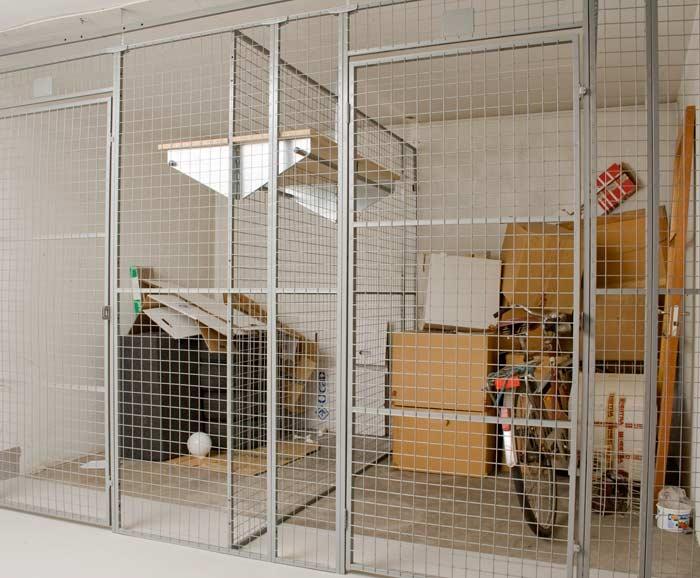akl lagereinrichtung hannover trennw nde. Black Bedroom Furniture Sets. Home Design Ideas